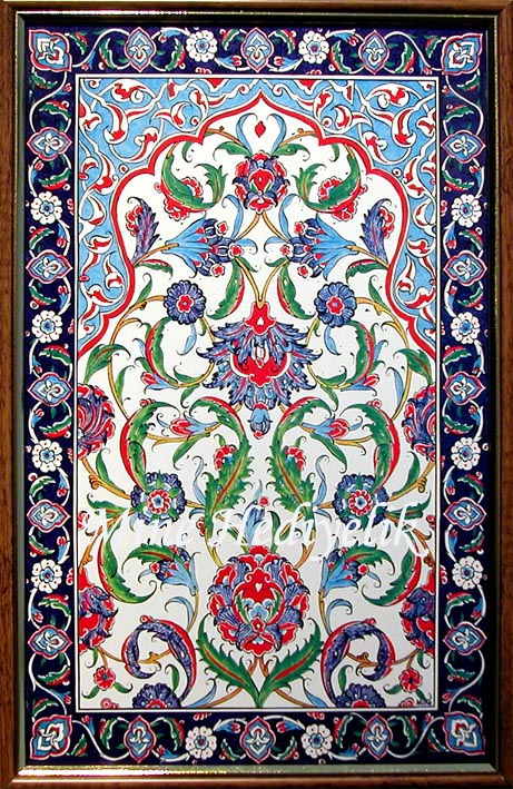 Art Painting On Tiles