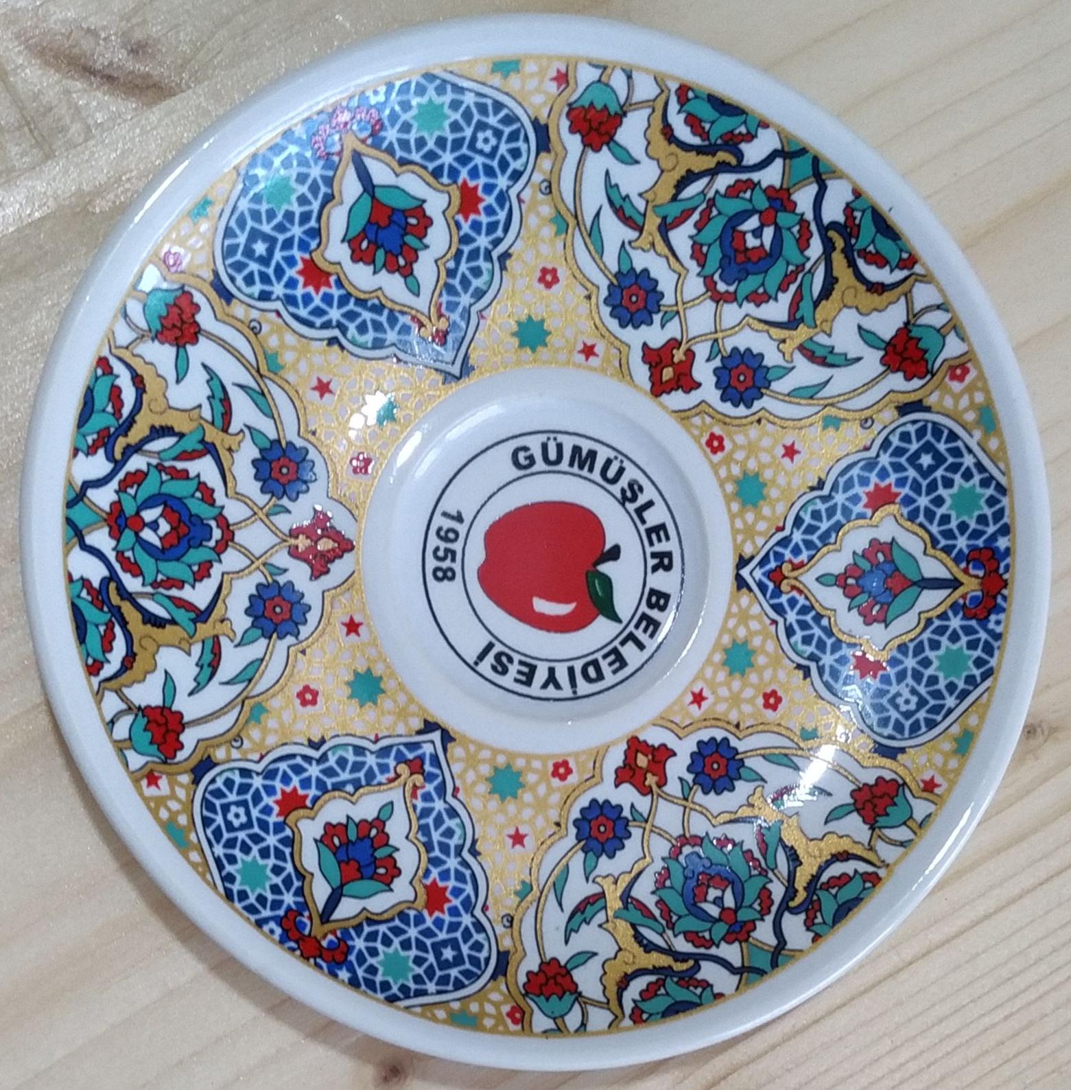 Promosyonluk Belediyeler için logolu nikah hediyesi Gümüşler Belediyesi