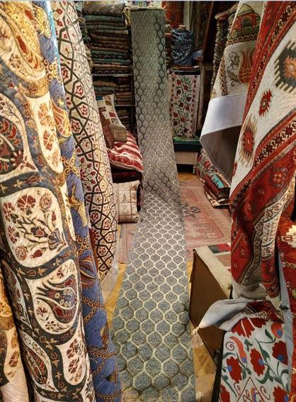 En Güzel Günleriniz İçin Dekoratif Runner Masa Örtüleri Geleneksel Osmanlı Masa Örtüleri
