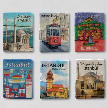 promosyon  amaçlı ucuz hızlı acil logo baskılı eşantiyon hediyelikler istanbul türkiye anısı görselli resimli magnet turizm amaçlı hediyelikler