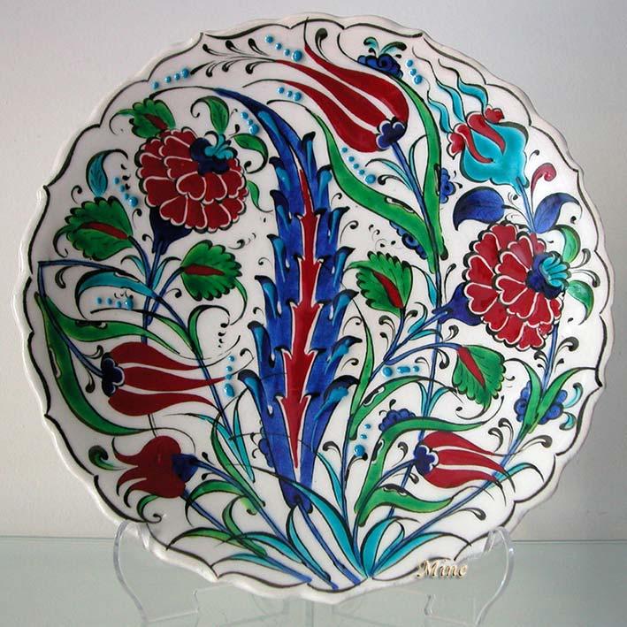 Gül lale Hançer Yaprağı