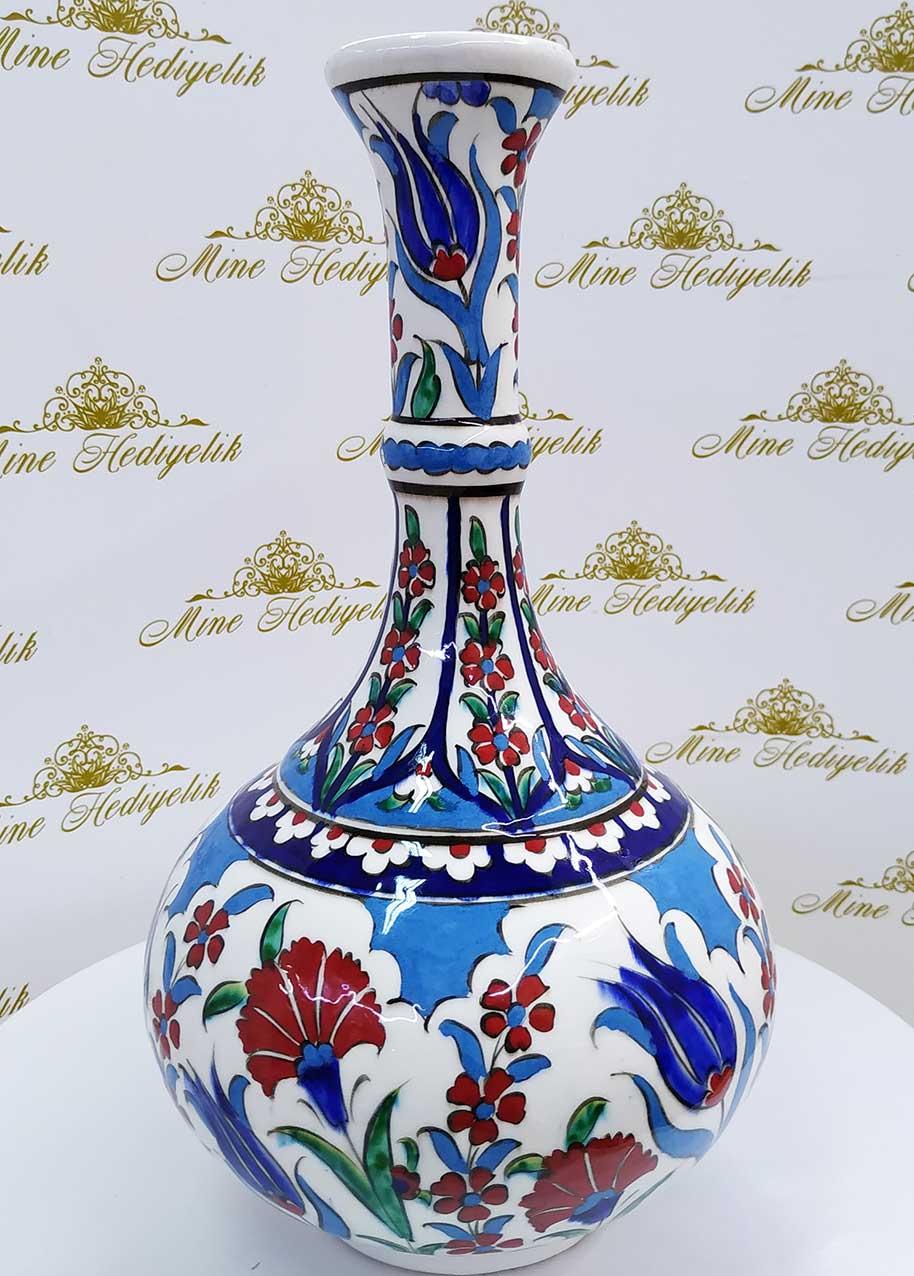 Klasik Çini vazo modelleri Önemli Ziyaret Hediyeleri