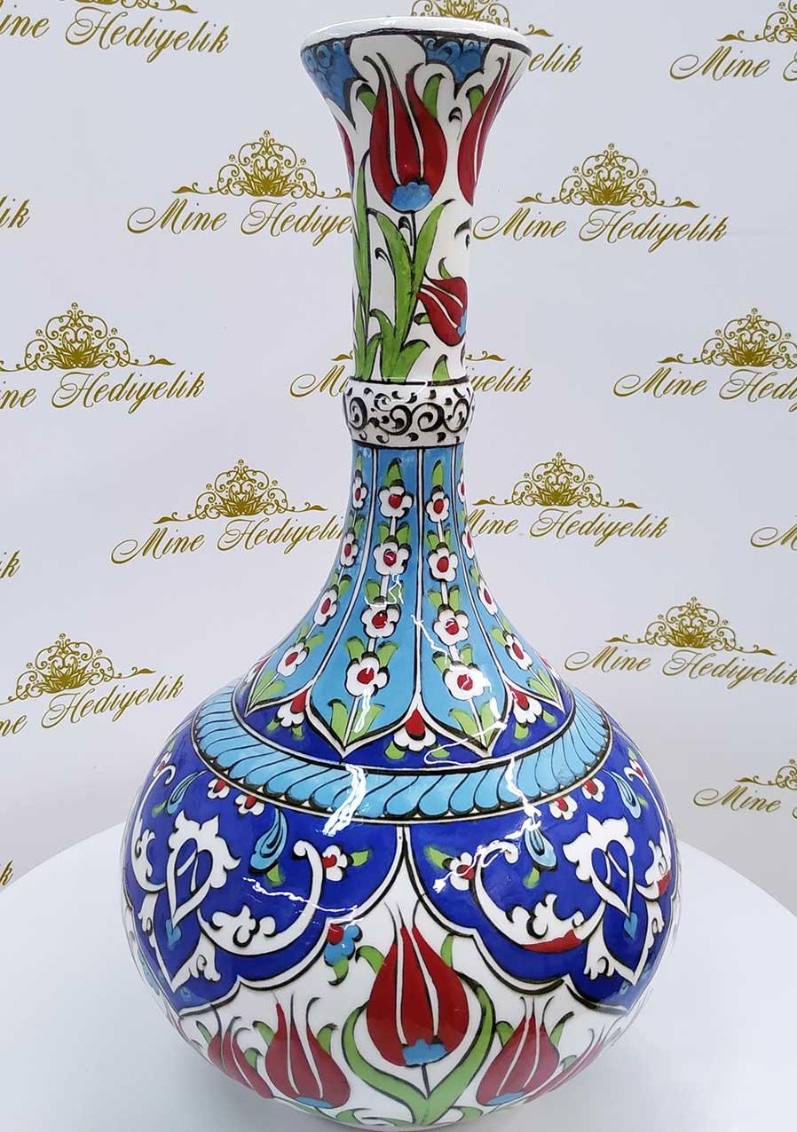 Klasik Çini vazo modelleri