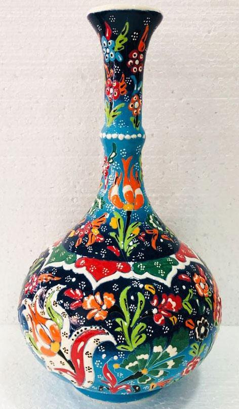 Dantel Çini Vazo Örnekleri