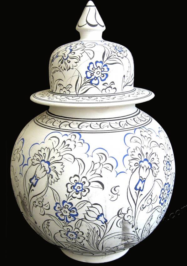 Türk çini sanatı nasıl yapılır, çizilir ve boyanır?