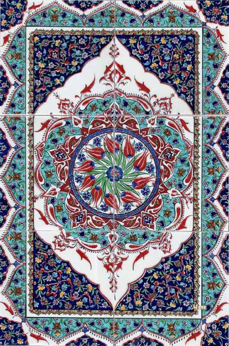 Çini Osmanlı Saray Tabloları
