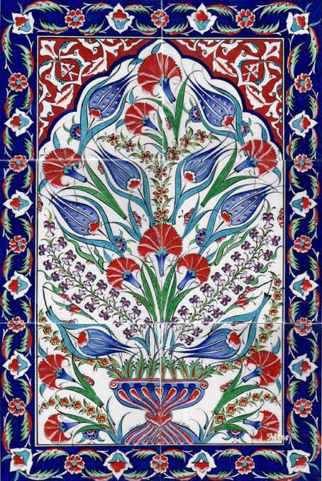 Osmanlı duvar süslemeleri