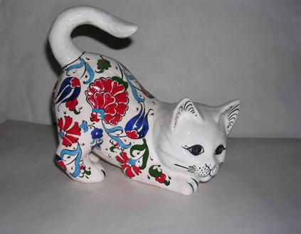 Dekoratif Hayvan Büstleri Bibloları Heykel Büstler Hayvan Aksesuarları Ev İçin Dekoratif Heykel, Vitrin İçin Dekoratif Hayvan Modelleri  çini seramik hayvan figürleri