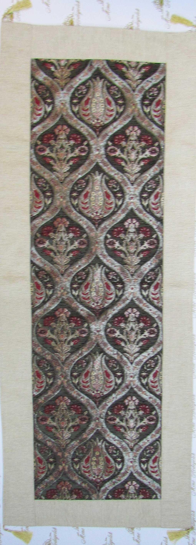 Ranır ve Masa Örtüsü  Traditional Ottoman