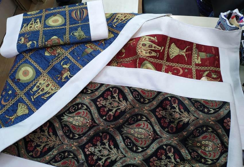 Osmanlı Yastık Kılıfları