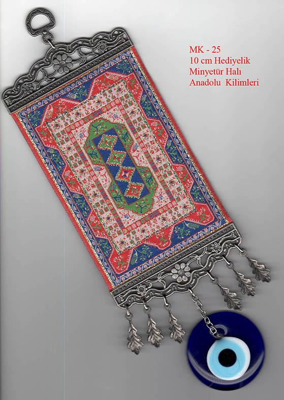 Dokuma Minyatür Halılar Promosyonluk Türkiye anısı hatıralar Küçük Hediyelik Eşyalar