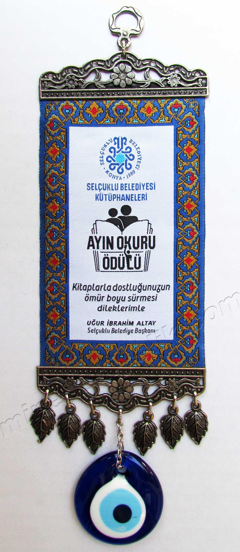 Logo Dokumalı Minyatür Halılar