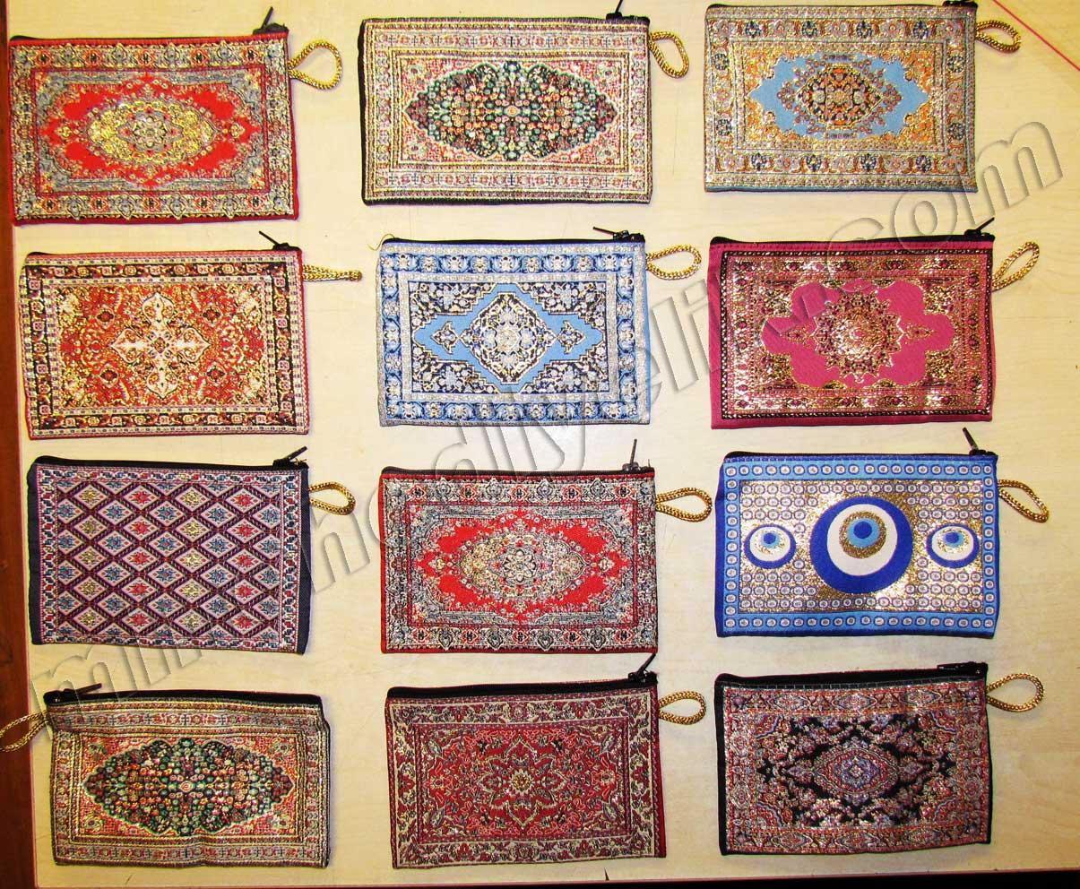 Hediyelik Halı Desenli Cüzdanlar Çantalar Ucuz uygun fiyatlı geleneksel hediyeler Kurumsal Hediyeler Geleneksel Hediyelik Eşyalar Ucuz Promosyon Ürünleri