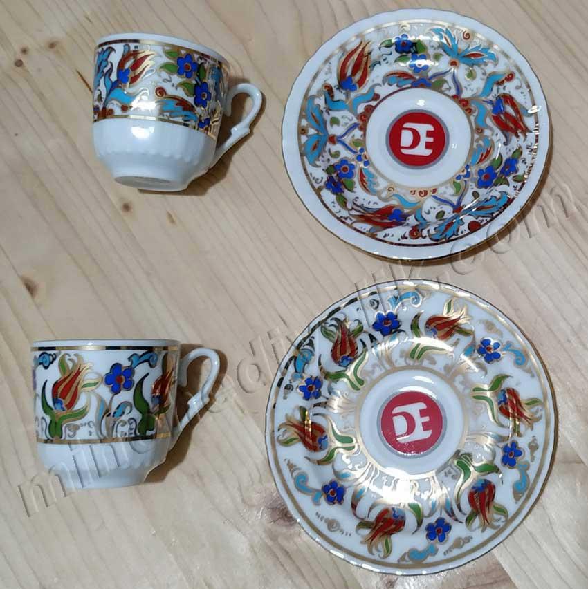 Promosyon Kahve Takımları Logolu